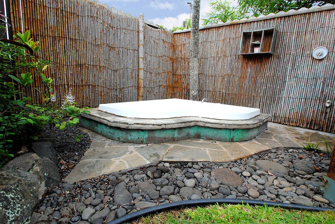 spa bath tub with shower